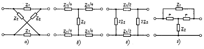 Как составлять эквивалентные схемы замещения 65