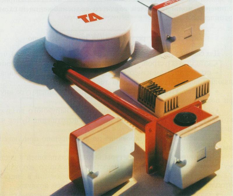 датчики температуры шведской фирмы